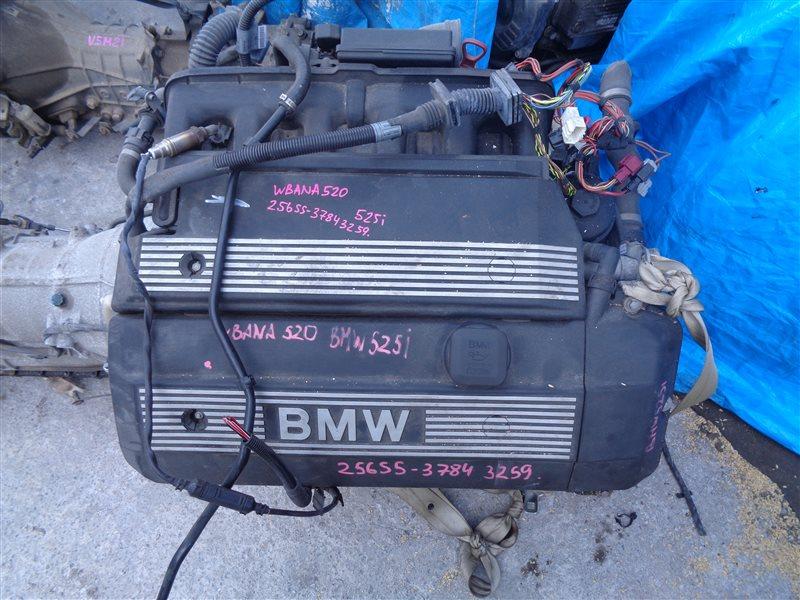 Двигатель Bmw 525I E60 M54B25 37843259 (б/у)