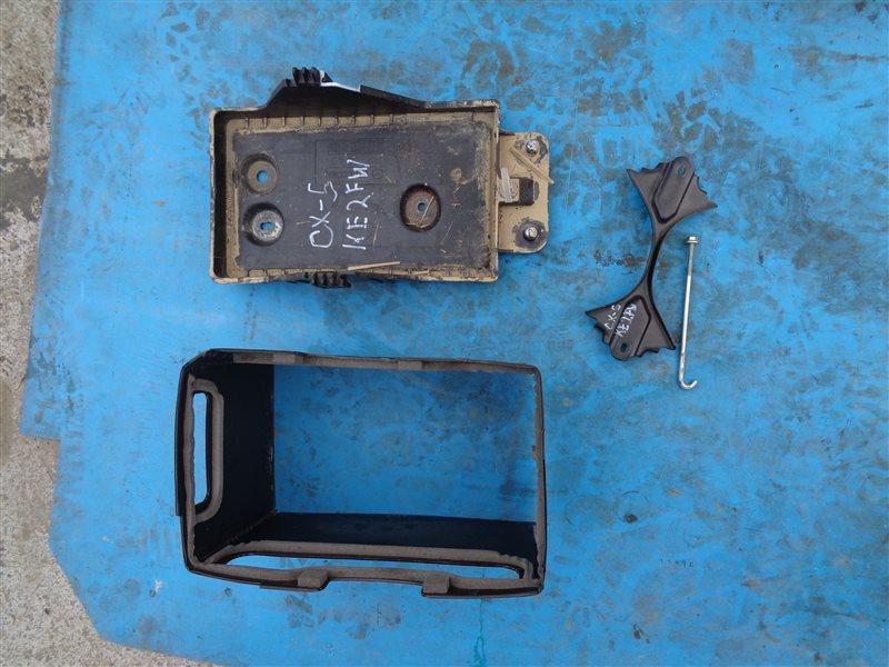 Крепление аккумулятора Mazda Cx-5 KE2FW SHVPTS 04. 2015 (б/у)