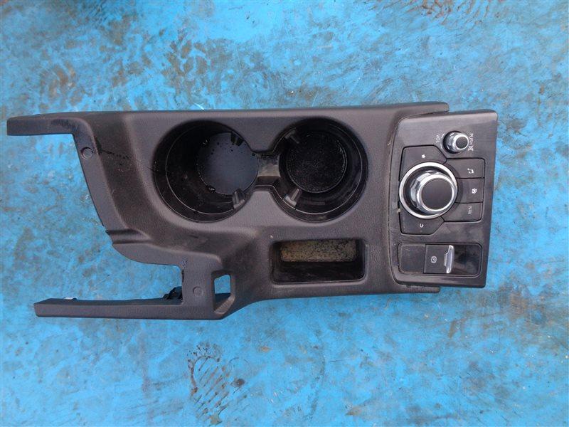 Консоль между сидений Mazda Cx-5 KE2FW SHVPTS 04. 2015 (б/у)