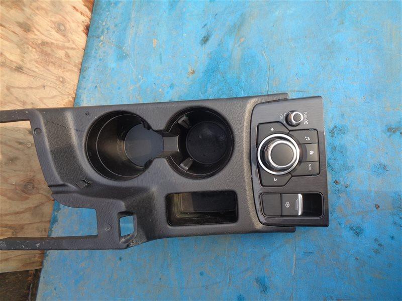 Консоль между сидений Mazda Cx-5 KE5AW PYVPS 05. 2016 (б/у)