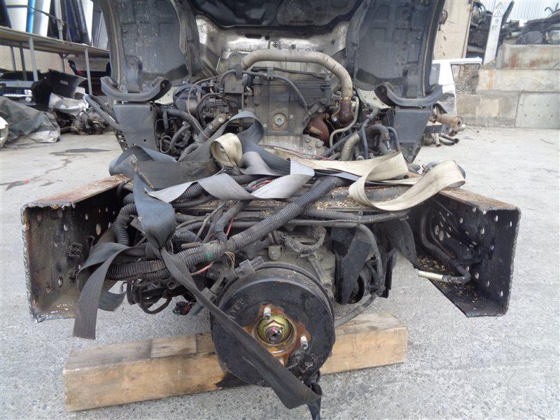 Мкпп Nissan Diesel BKR81E 4HL1-2 (б/у)