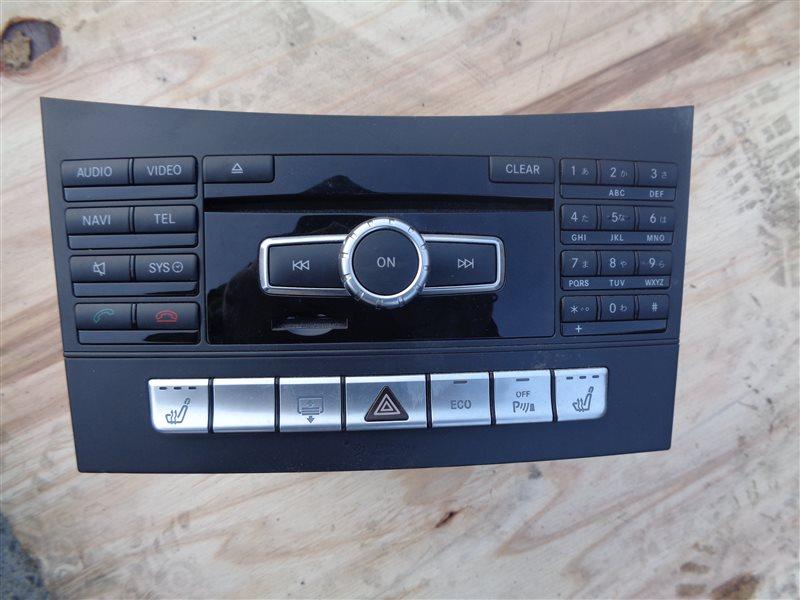 Магнитофон Mercedes Cls 350 C218 276.952 10.2011 (б/у)