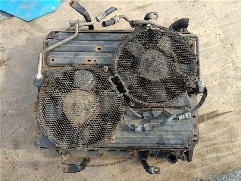 Радиатор основной Toyota Lite Ace CR31 3C-T (б/у)