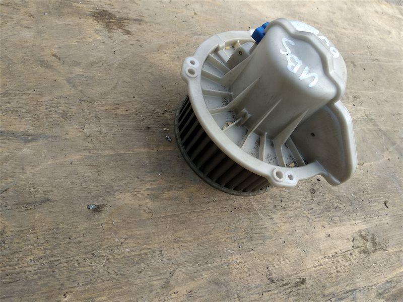 Мотор печки Isuzu Bighorn UBS69GW 4JG2 (б/у)