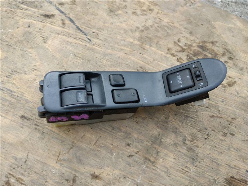 Блок управления стеклоподъемниками Toyota Lite Ace CR31 3C-T передний правый (б/у)