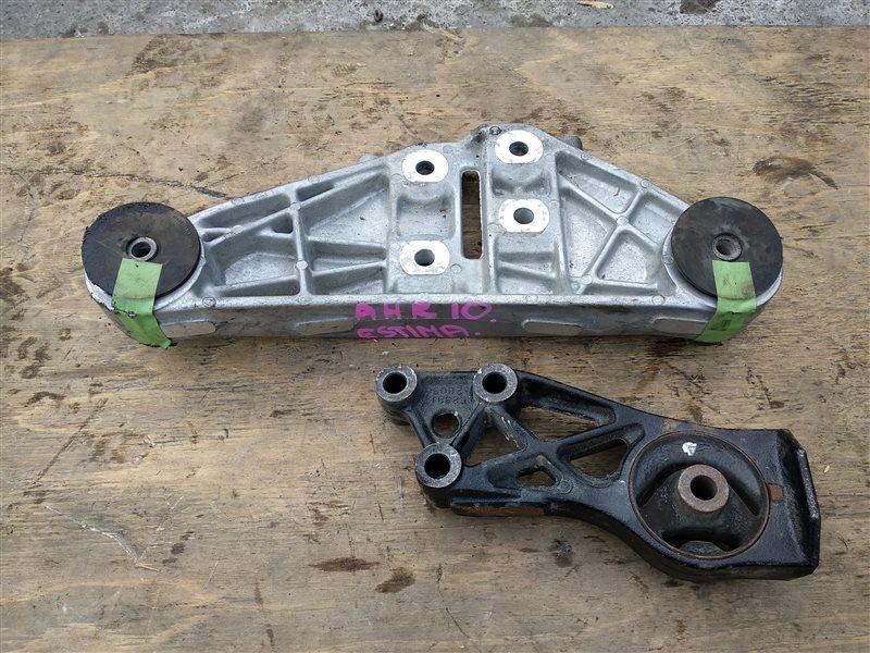 Подушка редуктора Toyota Estima AHR10 2AZFXE задняя (б/у)