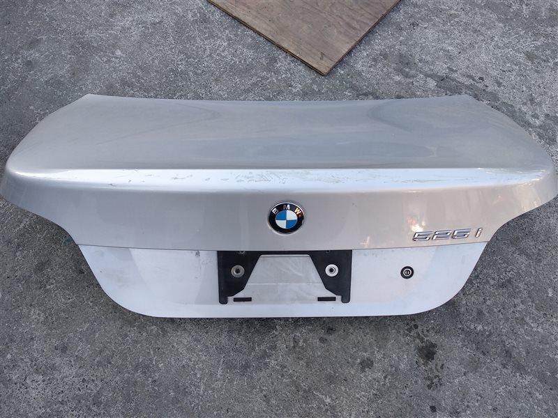 Крышка багажника Bmw 525I E60 M54B25(256S5) (б/у)