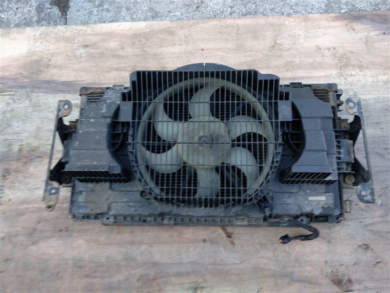 Радиатор кондиционера Nissan Caravan AWME25 ZD30 (б/у)