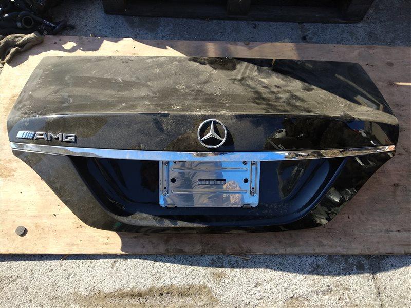 Крышка багажника Mercedes Cls 350 C218 276.952 10.2011 (б/у)