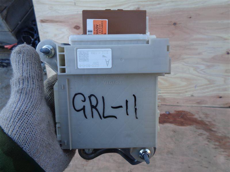 Блок предохранителей Lexus Gs250 GRL11 4GR-FSE 09.2012 (б/у)
