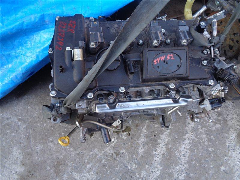 Двигатель Toyota Prius Phv ZVW52 2ZR-FXE 10. 2017 (б/у)