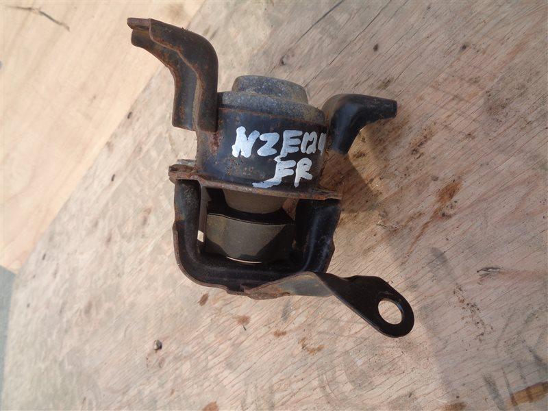 Подушка двигателя Toyota Corolla NZE124 1NZFE правая (б/у)