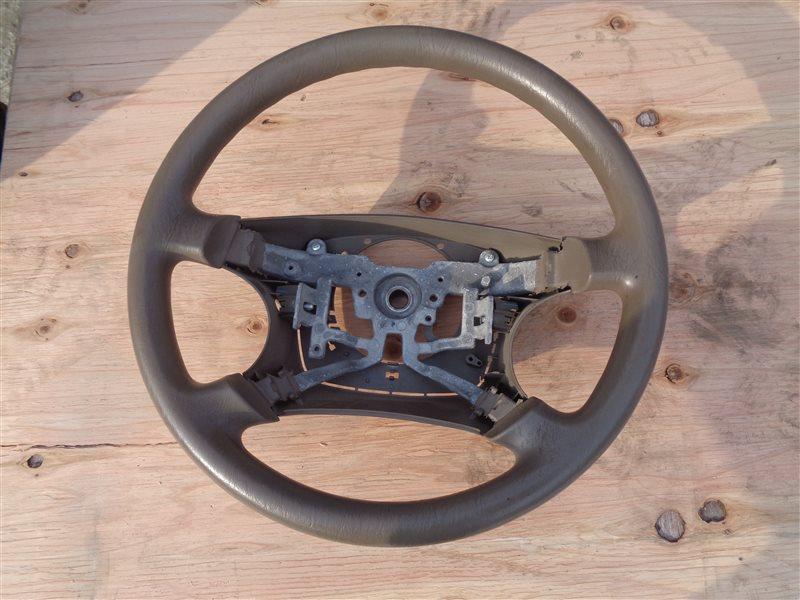 Руль Toyota Corolla NZE124 1NZFE (б/у)