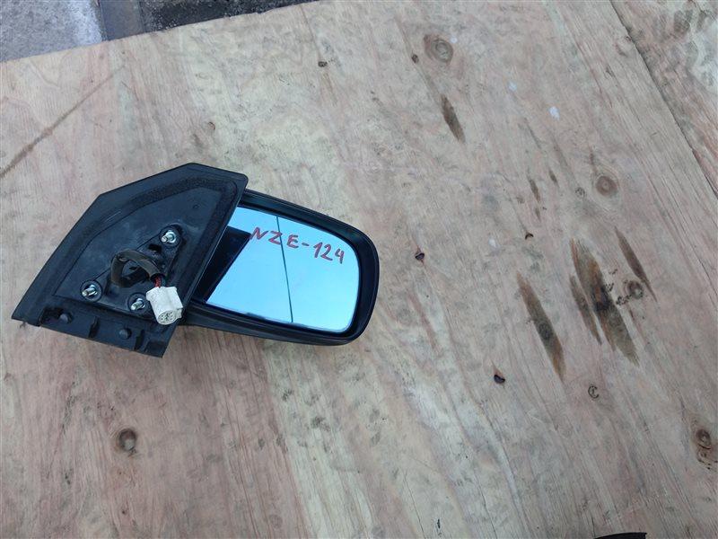 Зеркало Toyota Corolla NZE124 1NZFE переднее правое (б/у)