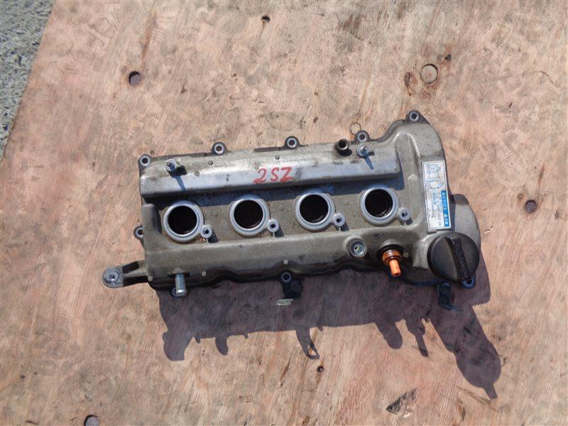 Клапанная крышка Toyota Vitz SCP90 2SZFE (б/у)