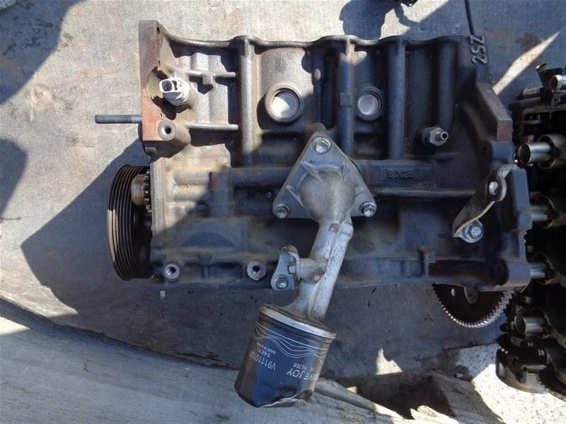 Блок двигателя Toyota Vitz SCP90 2SZFE (б/у)