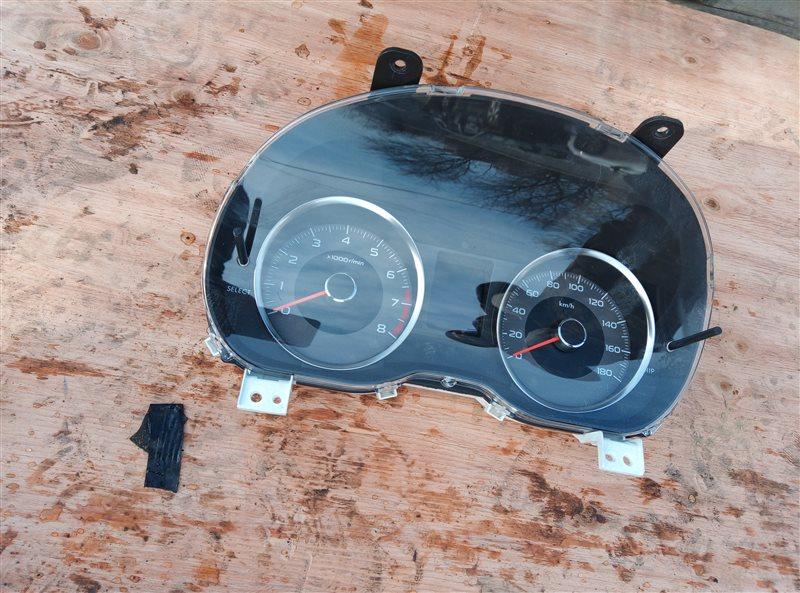 Спидометр Subaru Forester SJ5 FB20B-R603266 2012 (б/у)