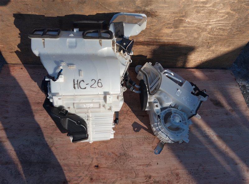 Печка Nissan Serena HC26 MR20DD 724494B 07.2015 (б/у)