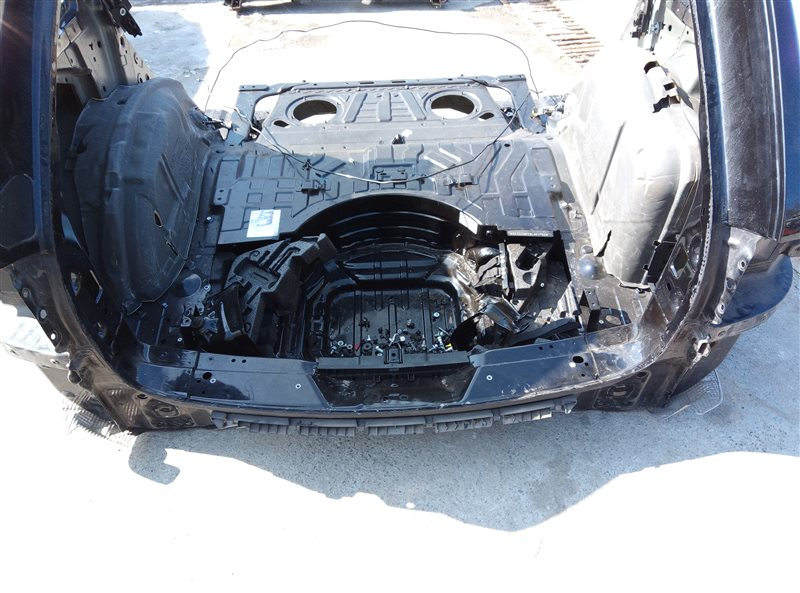 Тазик железный Porsche Cayenne 957 M48.51 11.09.2008 (б/у)