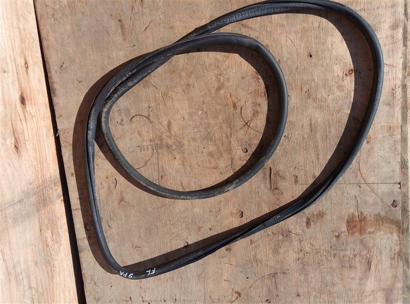 Уплотнение дверное Porsche Cayenne 957 M48.51 11.09.2008 переднее левое (б/у)