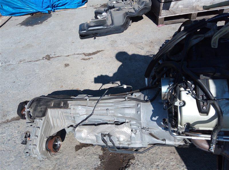Акпп Porsche Cayenne 957 M48.51 11.09.2008 (б/у)