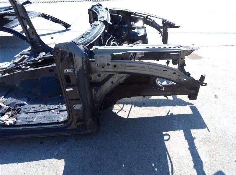 Лонжерон Porsche Cayenne 957 M48.51 11.09.2008 передний правый (б/у)