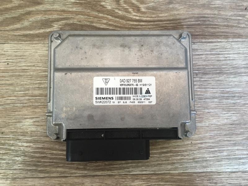 Блок управления раздаточной коробкой Porsche Cayenne 957 M48.51 11.09.2008 (б/у)