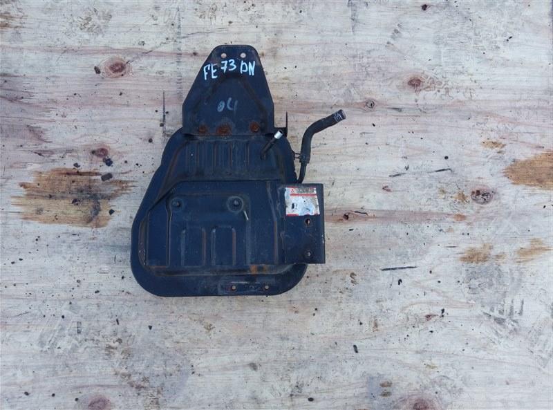 Бачок расширительный Mitsubishi Canter FE73DN 4M50T (б/у)
