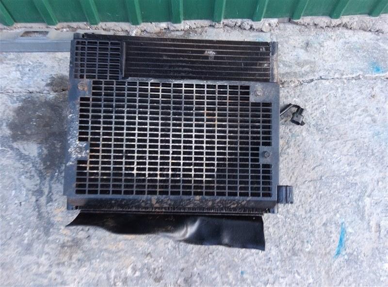 Радиатор кондиционера Mitsubishi Canter FE73DN 4M50T (б/у)