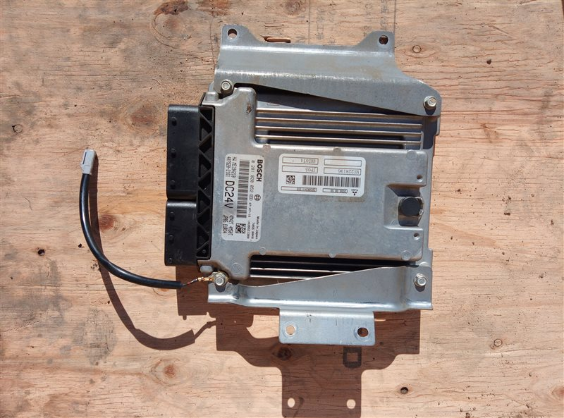 Блок efi Mitsubishi Canter FE73DN 4M50T (б/у)