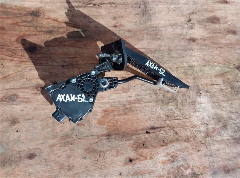 Педаль газа Toyota Rav4 AXAH52 A25A-FXS 2019 (б/у)