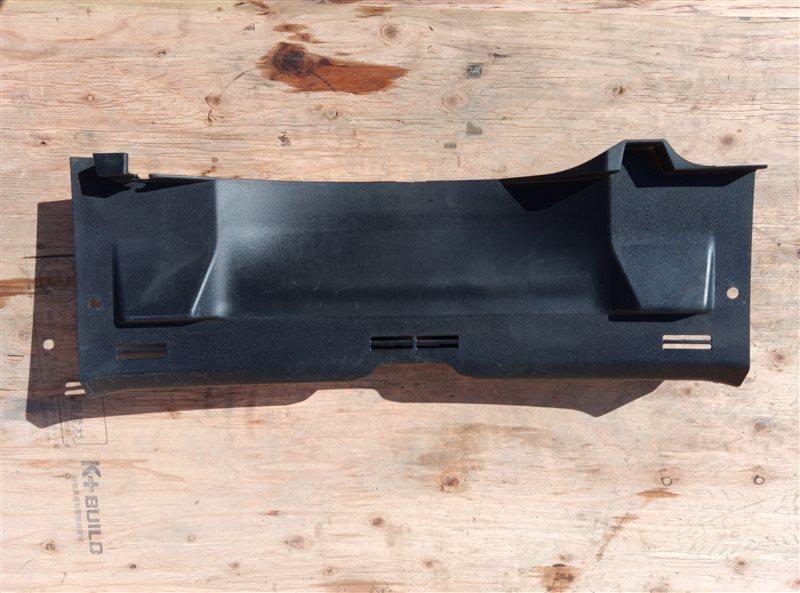 Накладка замка багажника Mazda Cx-3 DK5AW S5DPTS 02.2015 (б/у)