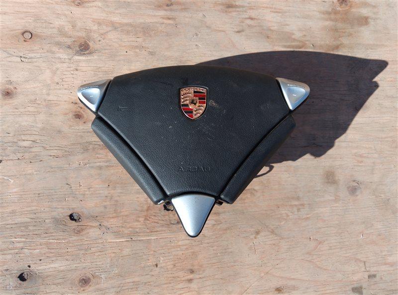 Airbag водительский Porsche Cayenne 957 M48.51 11.09.2008 (б/у)