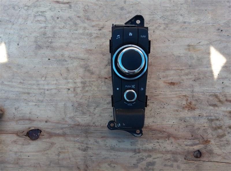 Пульт управления навигацией Mazda Cx-3 DK5AW S5DPTS 02.2015 (б/у)