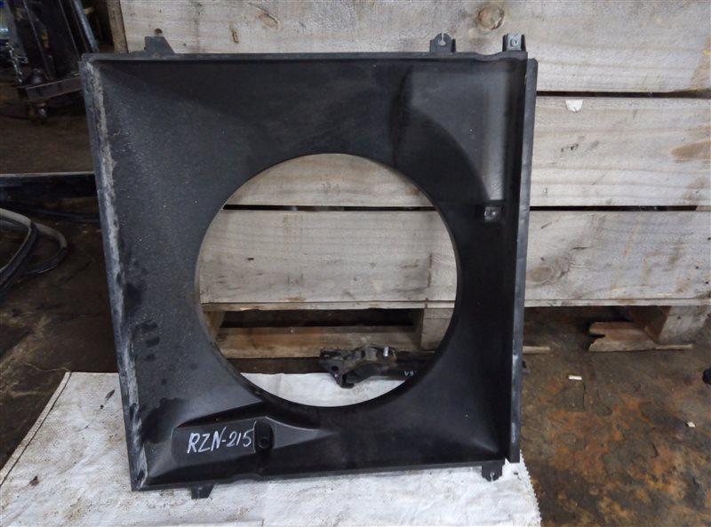 Диффузор радиатора Toyota Hilux Surf RZN215 3RZ-FE 10.2003 (б/у)