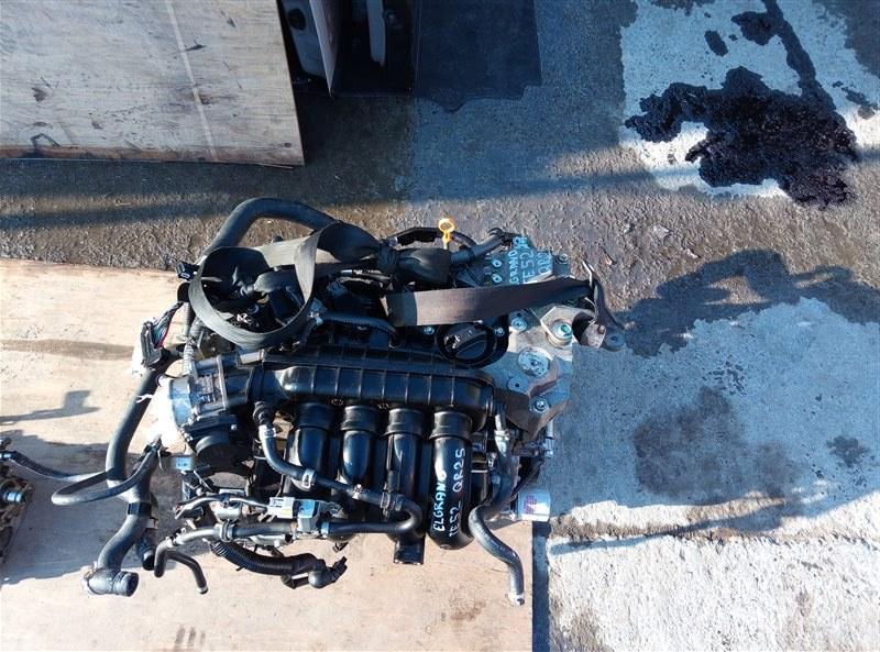 Двигатель Nissan Elgrand TE52 QR25DE 05.2019 (б/у)