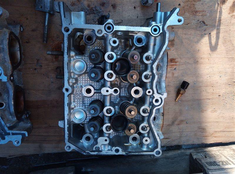 Головка блока цилиндров Subaru Forester SJ5 FB20 левая (б/у)