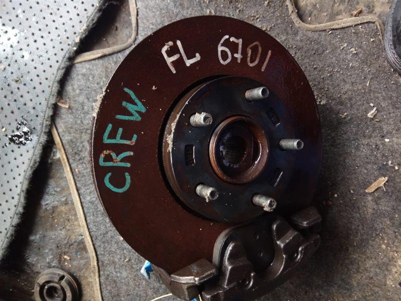 Ступица Mazda Premacy CREW LF передняя левая (б/у)