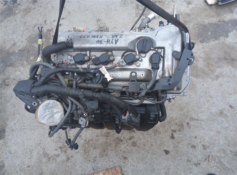 Двигатель Toyota Alphard AYH30 2AR-FXE 01.2017 (б/у)