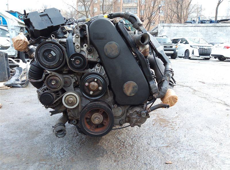 Двигатель Toyota Dyna KDY280 2KDFTV 1681046 (б/у)