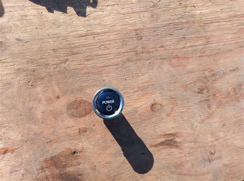 Кнопка старта Lexus Ct200H ZWA10 2ZRFXE 02.2013 (б/у)