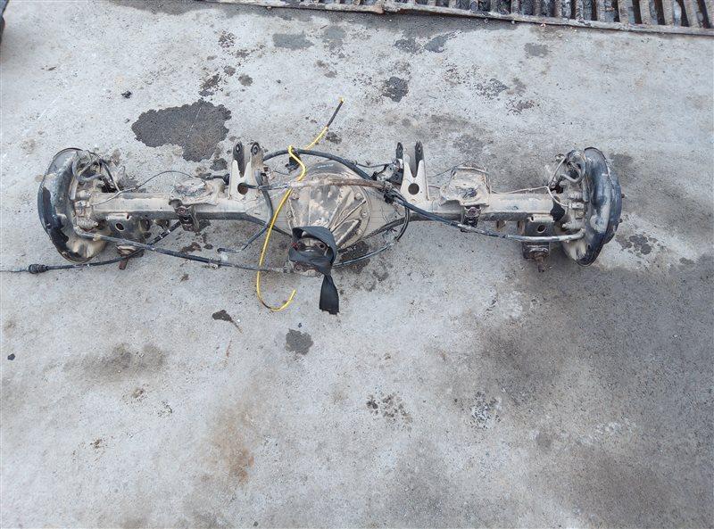 Мост Toyota 4Runner GRN285 1GR-FE 08.2012 задний (б/у)