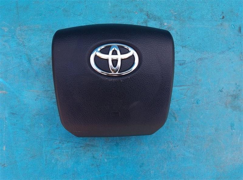 Airbag водительский Toyota 4Runner GRN285 1GR-FE 08.2012 (б/у)