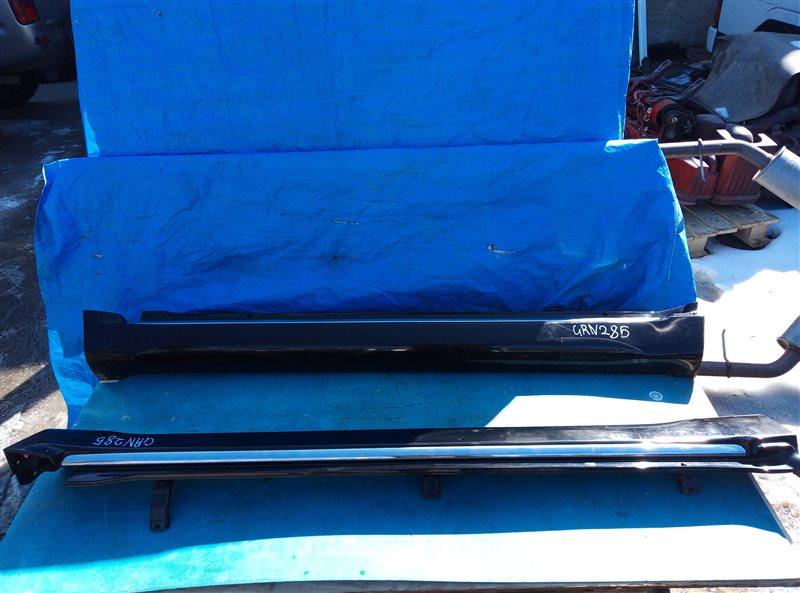 Порог Toyota 4Runner GRN285 1GR-FE 08.2012 (б/у)