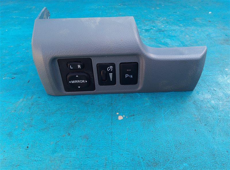 Консоль торпеды Toyota 4Runner GRN285 1GR-FE 08.2012 (б/у)