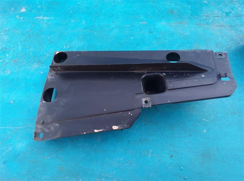 Защита бампера Toyota 4Runner GRN285 1GR-FE 08.2012 задняя правая (б/у)