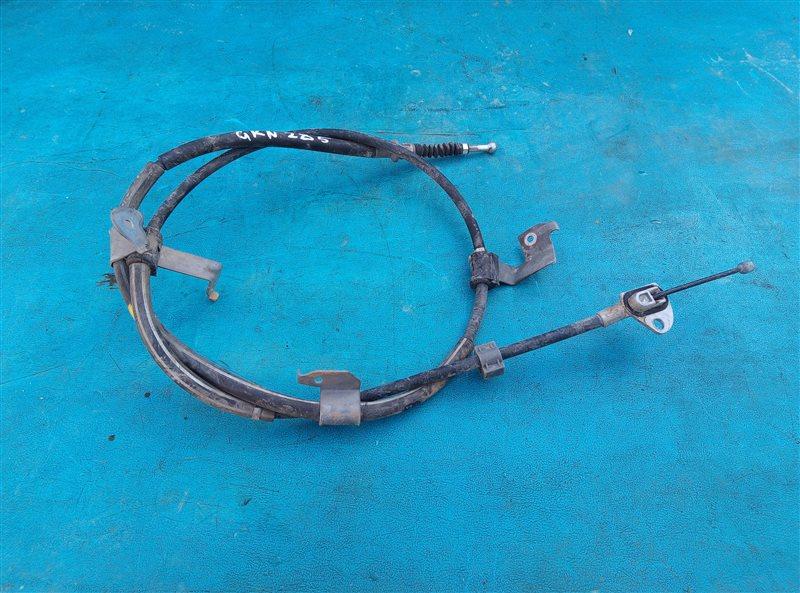 Тросик автомата Toyota 4Runner GRN285 1GR-FE 08.2012 (б/у)