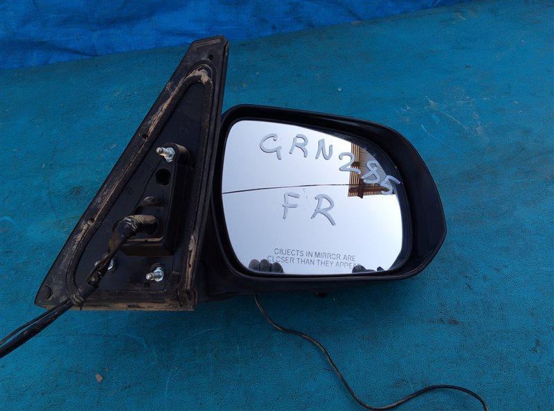 Зеркало Toyota 4Runner GRN285 1GR-FE 08.2012 переднее правое (б/у)