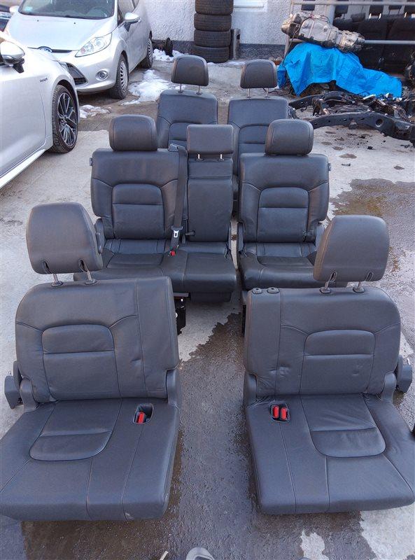 Сиденье Toyota Land Cruiser UZJ200 2UZ-FE 01.2008 (б/у)