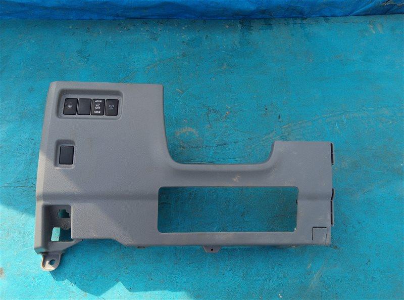 Консоль под рулевой колонкой Toyota 4Runner GRN285 1GR-FE 08.2012 (б/у)